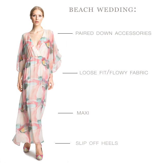 4:00 pm Fashion Fix: {What to Wear to Summer Weddings} - Apartment34