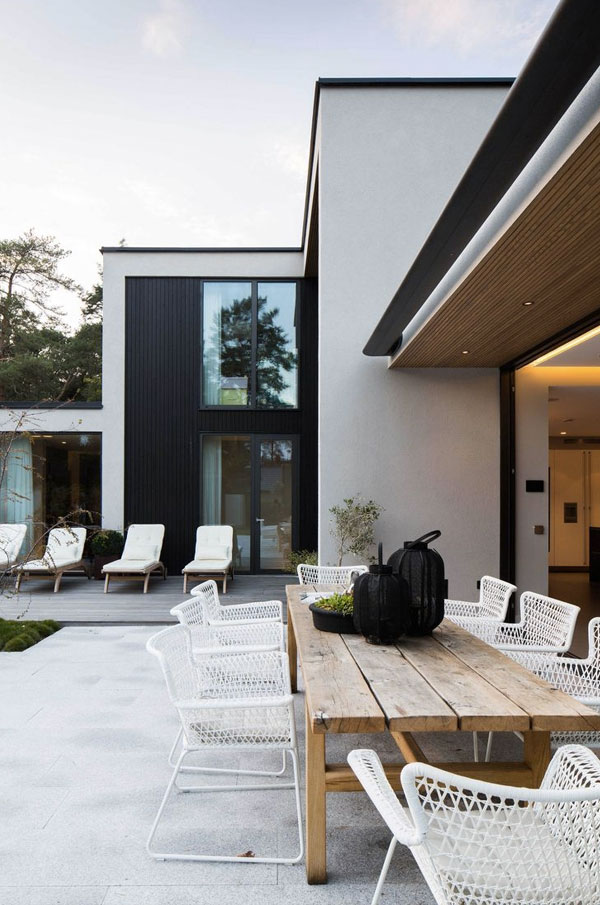 5 Modern Outdoor Spaces That Ll Make You Say Quot Summer