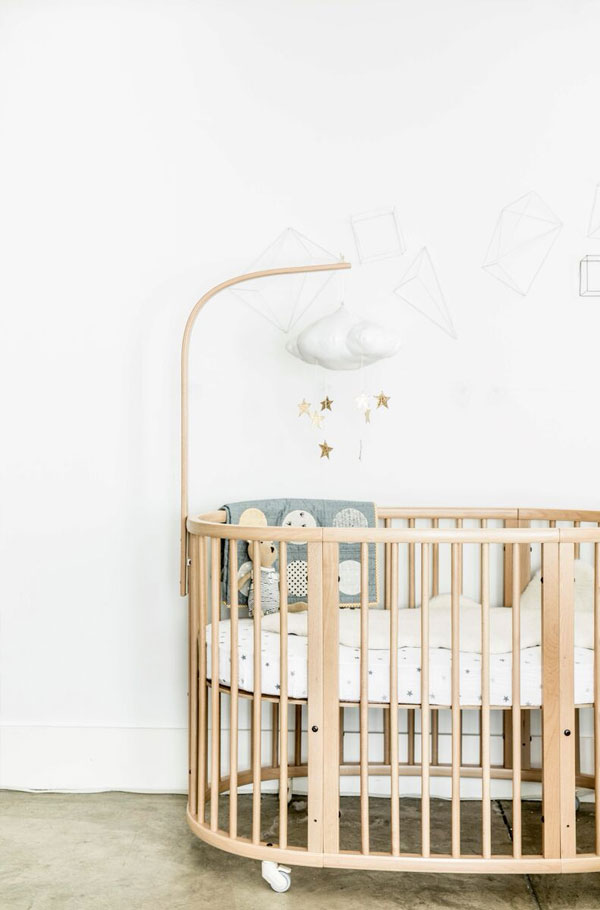 Studio Apartment Nursery loft reveal: {the new nursery} - apartment34