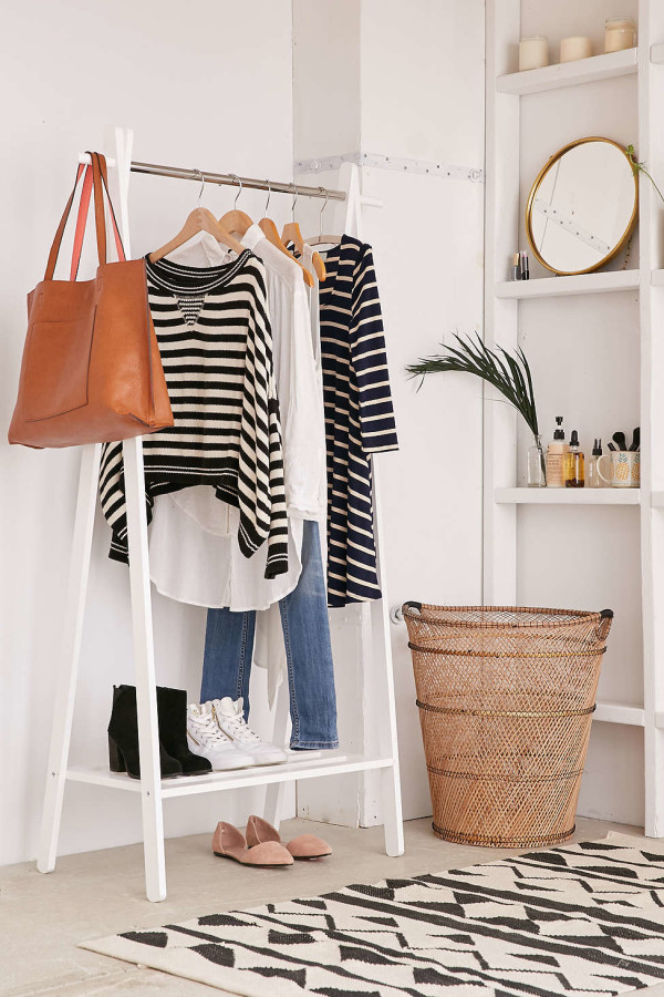 Wardrobe Closet Free Standing Clothes Racks