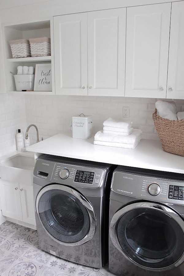 Remodel Update Upgrading My Laundry Room Apartment34