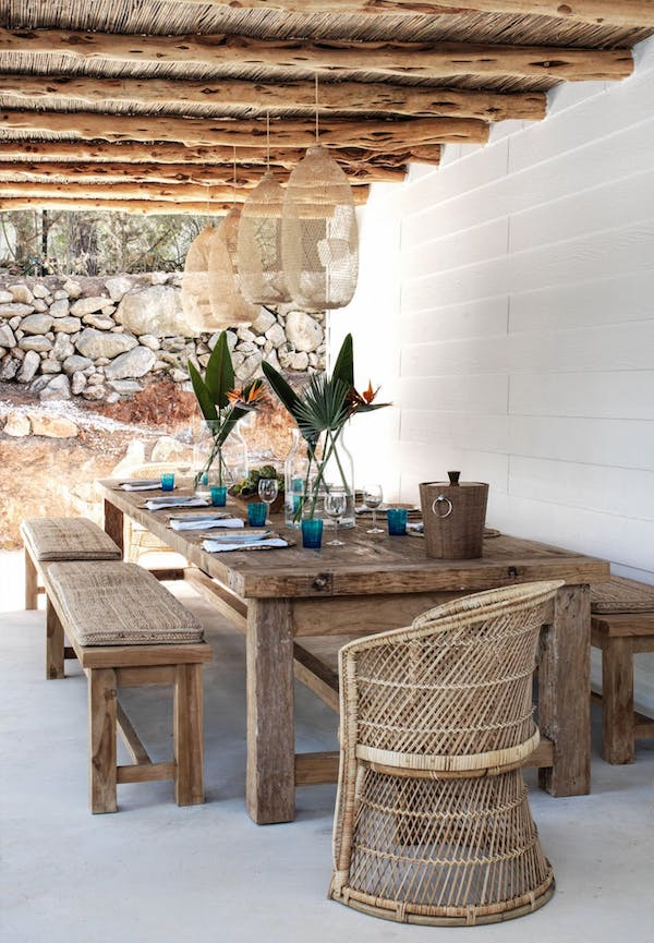 home tour: ibiza vacation home on apartment 34