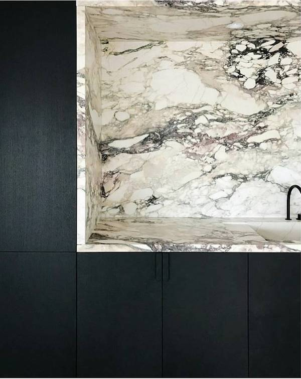 major marble on apartment 34