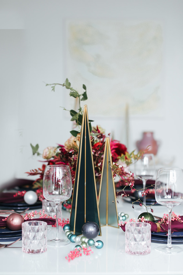 adding color to your holiday table with apartment 34
