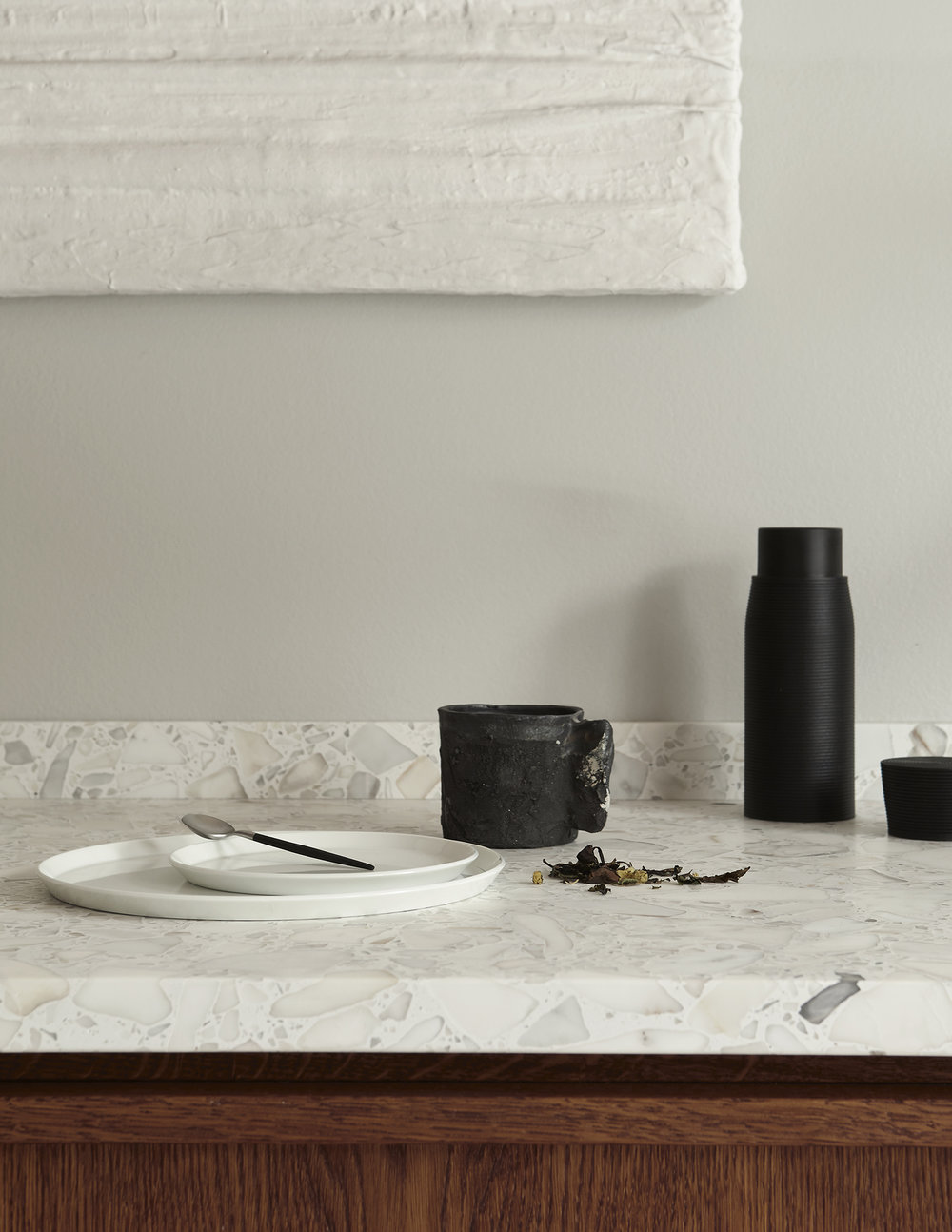 Idea to Steal: Understated Terrazzo - Apartment34