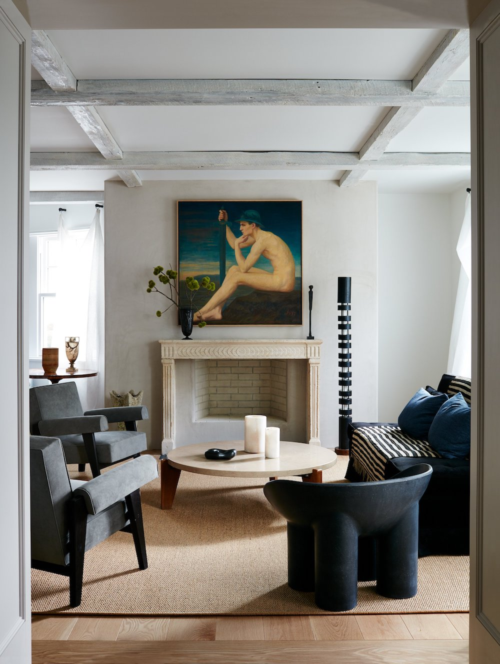 Can a Room Help You be in the Moment? on apartment 34