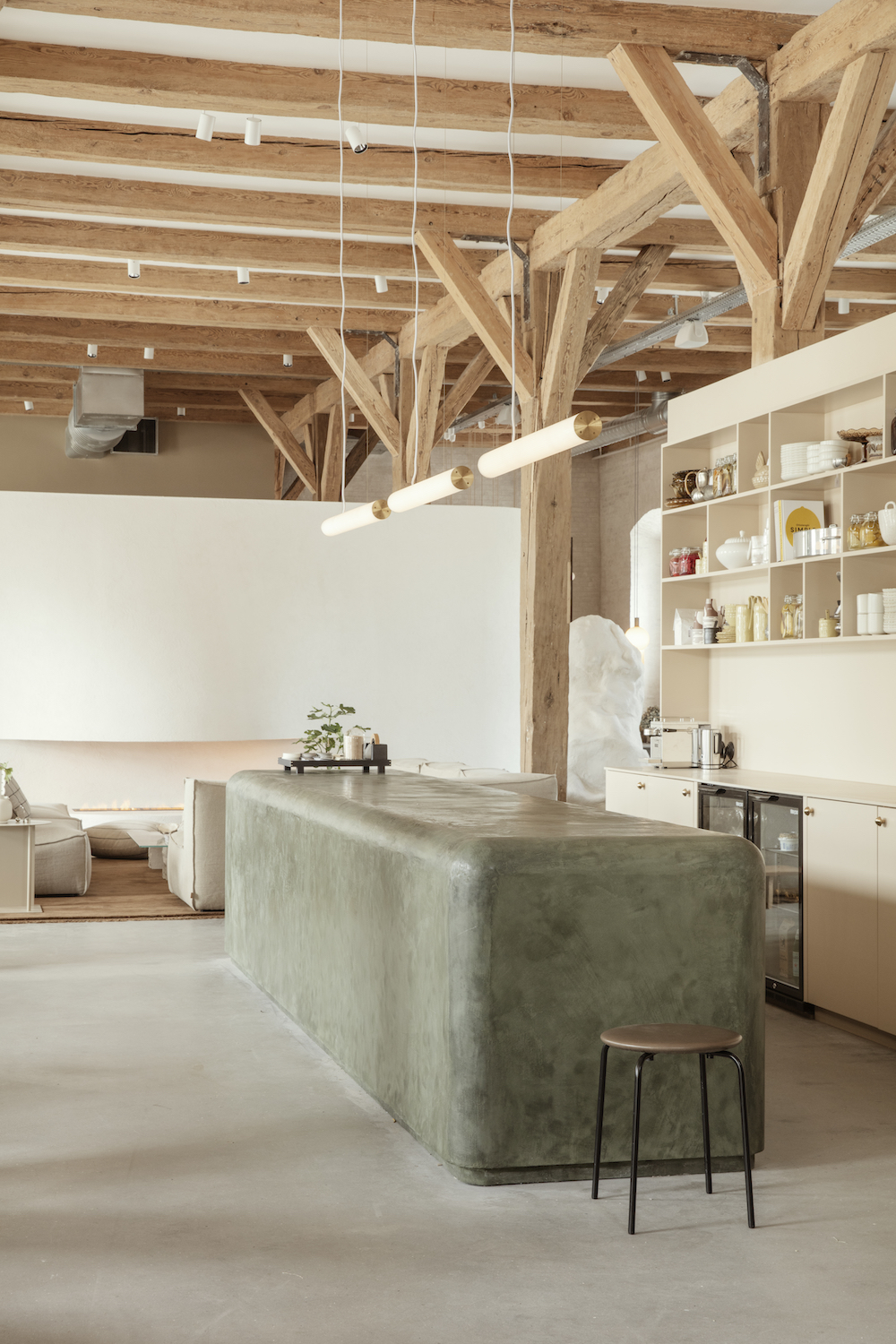 Tour the New Home of Ferm Living on Apartment34