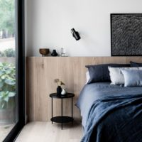 Idea to Steal: Wall-to-Wall Headboards