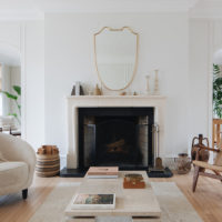 Home Tour: Worldly and Warm in Chicago