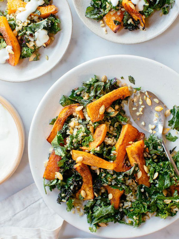 A Picture-Perfect Thanksgiving Salad